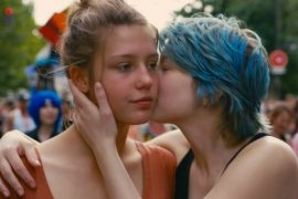 Blue is the Warmest COlour LGBT
