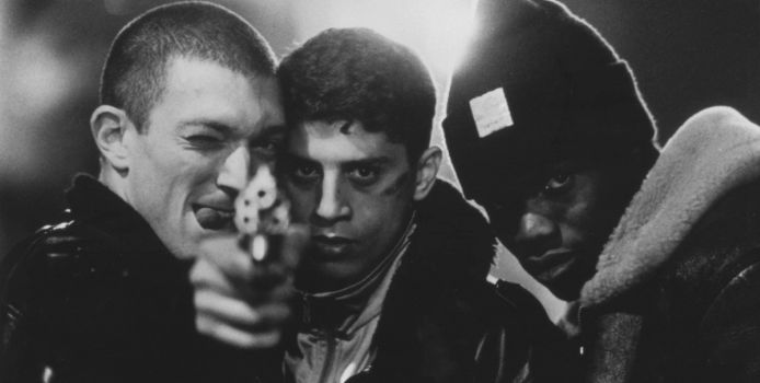 La Haine gangster