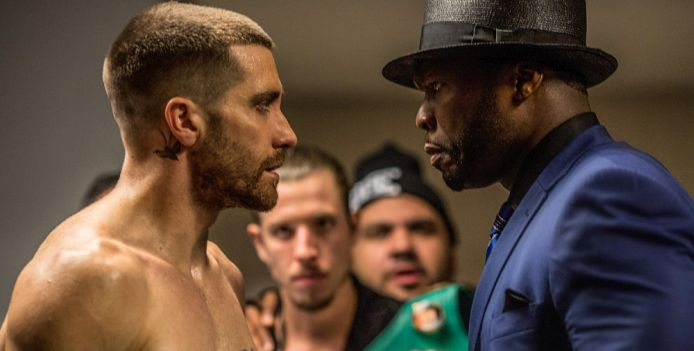 Southpaw trailers