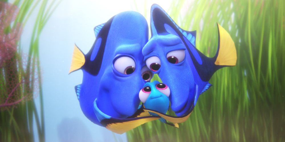 FINDING DORY: A Fine Swim In Shallower Waters