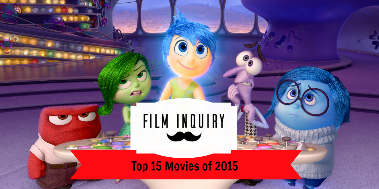 Top 15 2015 Inside Out