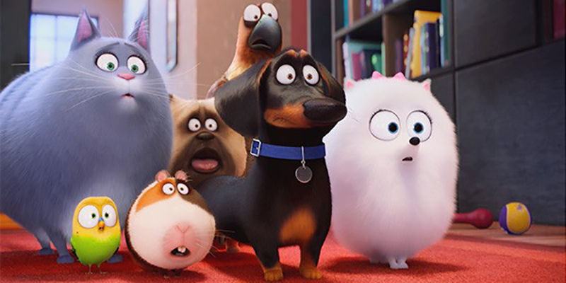 THE SECRET LIFE OF PETS: Toy Story With Animals