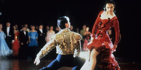 strictly ballroom essay analysis essay The following essay discusses how image is enhanced by the use of sound in the film strictly ballroom technology of today has allowed colour images as well as sound onto the screen this advancement has allowed films with sound to project a stronger and clearer message to the audience.
