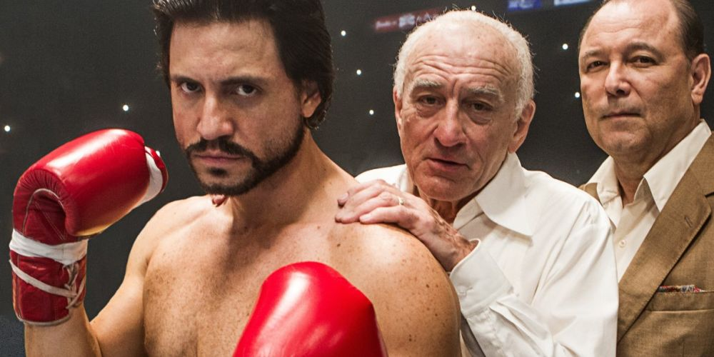 HANDS OF STONE: Champion With A Chip On His Shoulder