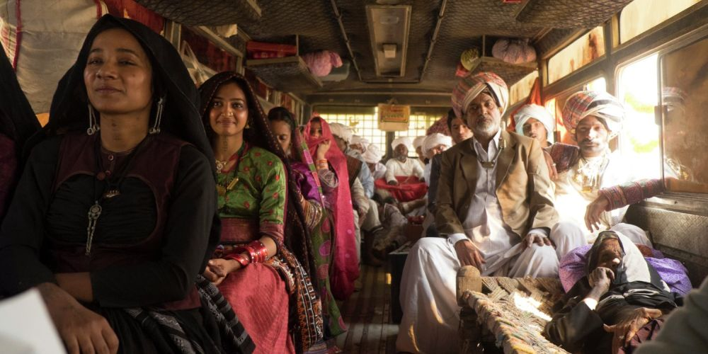 PARCHED: A Story Of Freedom And Friendship