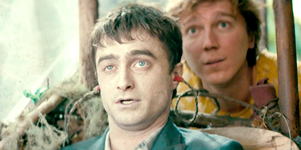 SWISS ARMY MAN: Discovering Worth, One Fart At A Time