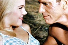 THE SWIMMER: Decadence, Decay & The American Dream