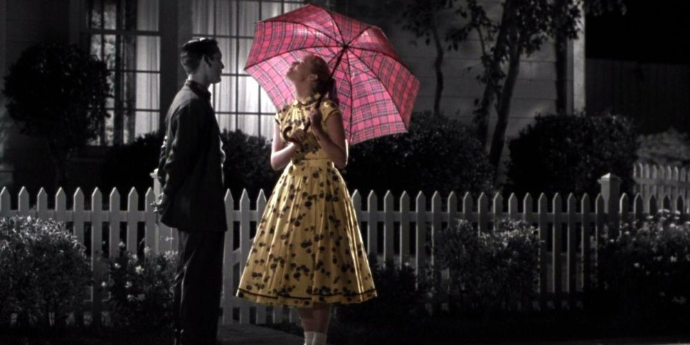 pleasantville film review Read what all the top critics had to say about pleasantville at but it's difficult not to feel that his film both runs on too long and read full review 50.