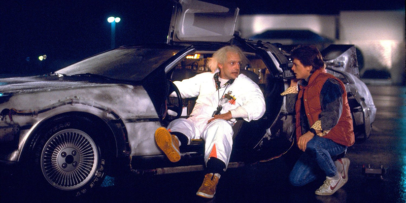 Martys Paradox The Creation Of Character In Back To The Future