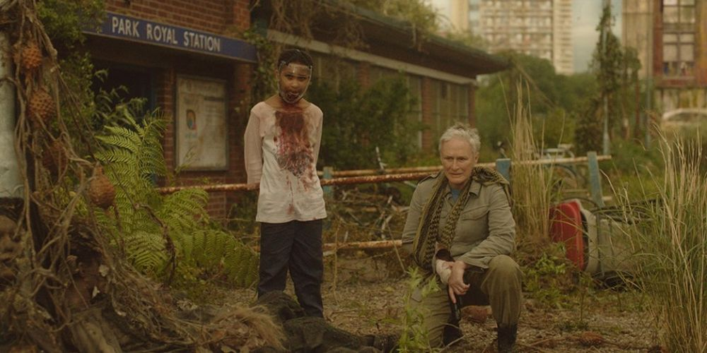 THE GIRL WITH ALL THE GIFTS: A Zombie Film With Brains & A Heart