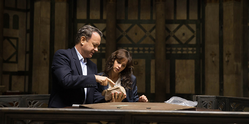 INFERNO: Breakneck Thriller Hurtles Right Over Its Plot