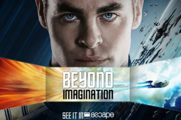 When One Movie Screen Becomes Three: A Profile Of Barco Escape & STAR TREK BEYOND
