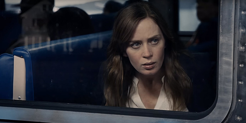 THE GIRL ON THE TRAIN: A Thriller Plagued By Unconstrained Direction & Performances