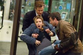 BRIDGET JONES'S BABY: Infinitely Warm & Loveable