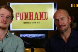 Dealing With The Darker Side Of The Gunslinger: Interview With GUNHAND Director Rey Agaoglu & DP David Van Der Meijde