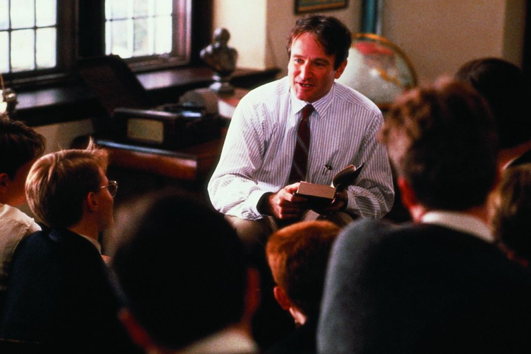 A Teacher's Saviour: Using Movies To Teach Literature