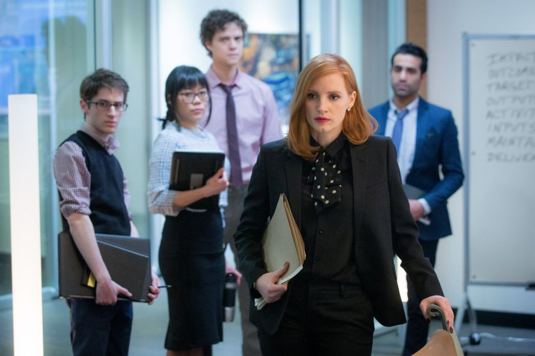 Movies Opening In Cinemas On November 25 - Miss Sloane