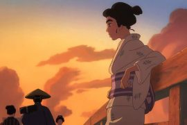 MISS HOKUSAI: Images Of An Artist