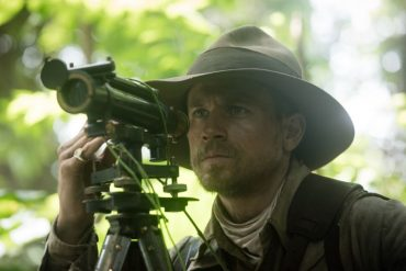 The Lost City of Z Trailer
