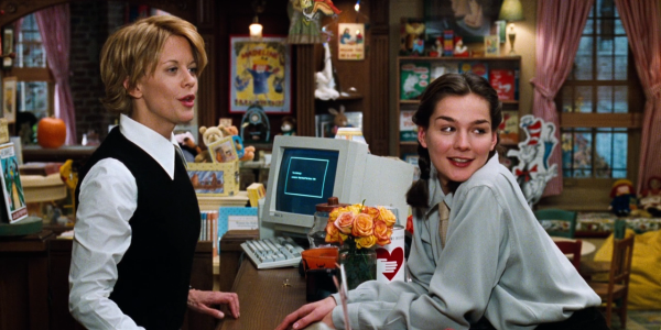 Nora Ephron's Warped Vision of Feminism In YOU'VE GOT MAIL