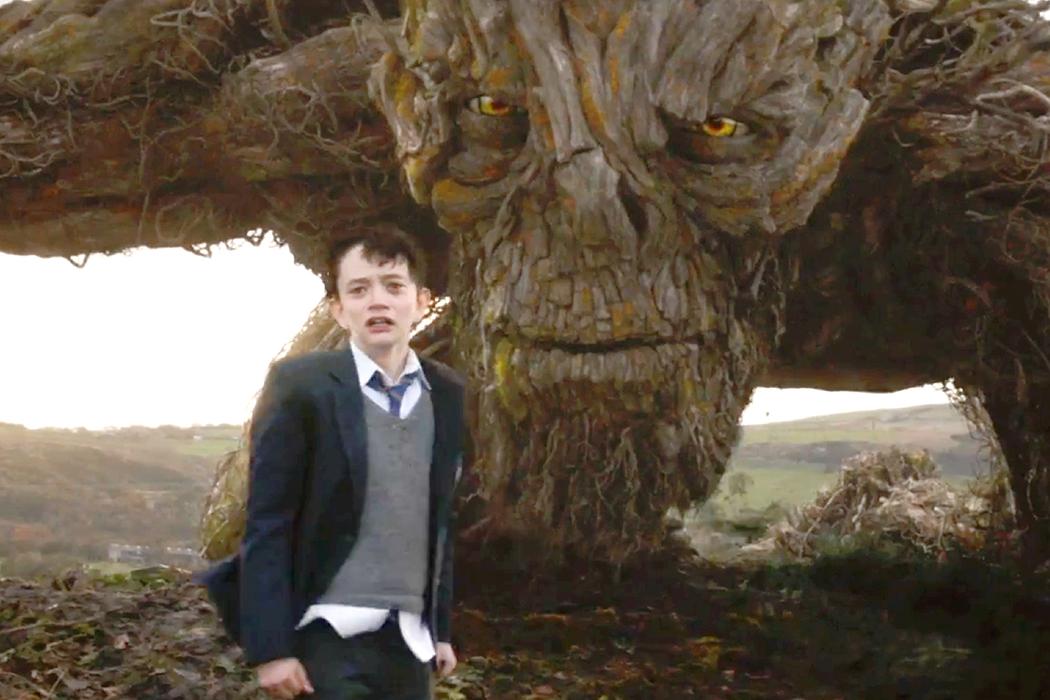 A MONSTER CALLS: A Deeply Personal Testament To The Power of Fiction