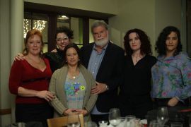 Dinner With Dames: Dinner #4, With Dean Cundey (Recap)