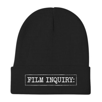 Film Inquiry Knit Beanie