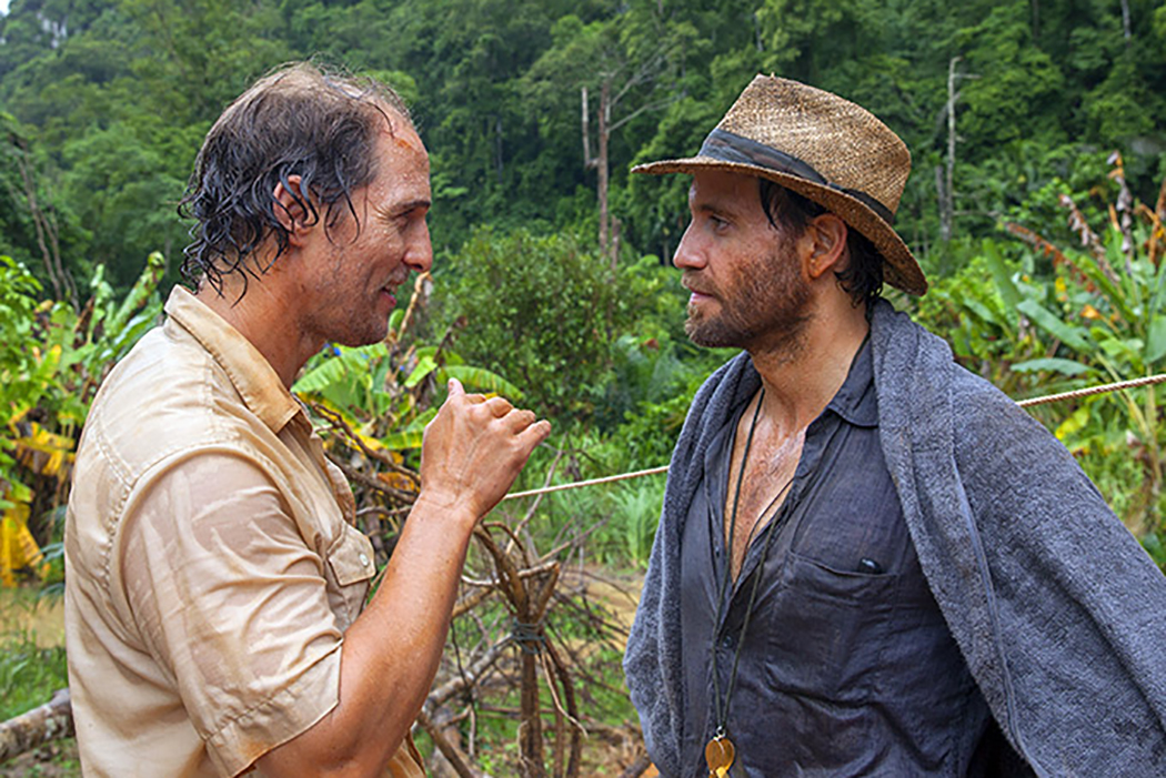 GOLD: McConaughey's Prospects Fail To Strike Cinematic Riches