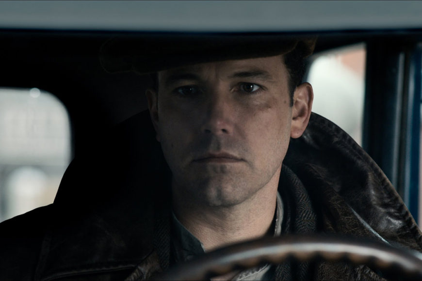 LIVE BY NIGHT: Ben Affleck's Next Great Effort As Writer/Director/Star