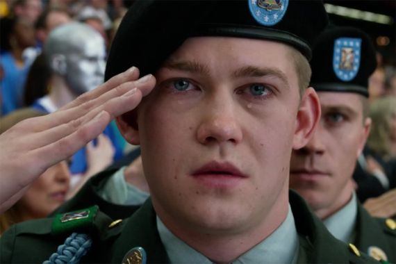 BILLY LYNN'S LONG HALFTIME WALK: A Visual Misfire We Didn't See Coming