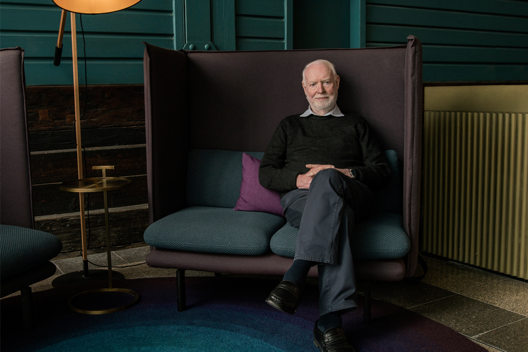 DAVID STRATTON - A CINEMATIC LIFE: A Loving but Eclectic Retrospective
