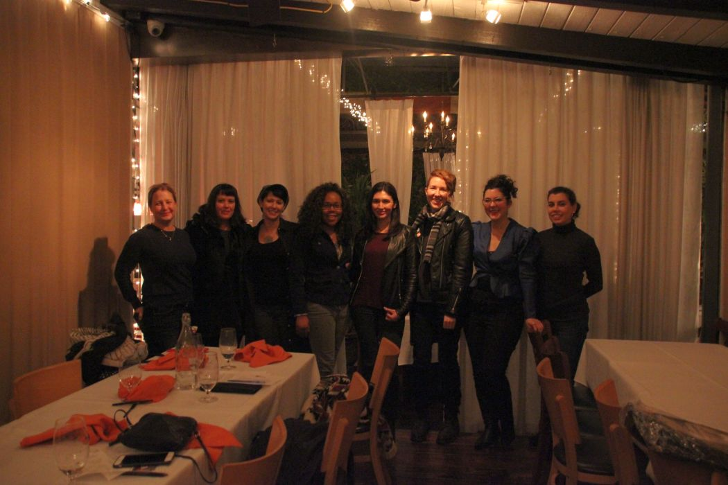 Dinner with Dames: Dinner #5, With Morgan Long (Recap)