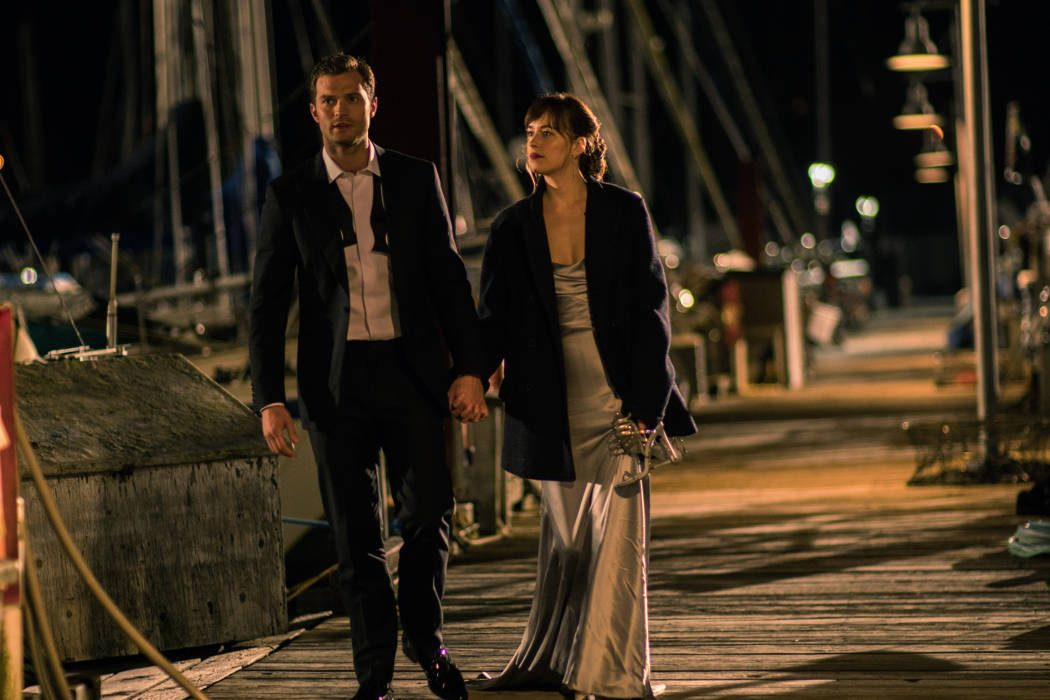 FIFTY SHADES DARKER: It's So Bad It's Good