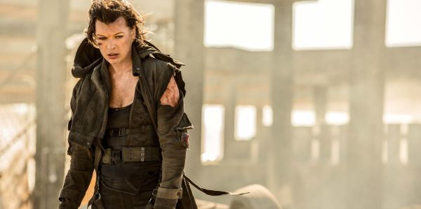 RESIDENT EVIL THE FINAL CHAPTER: An Allusive Farewell To The Despaired Franchise