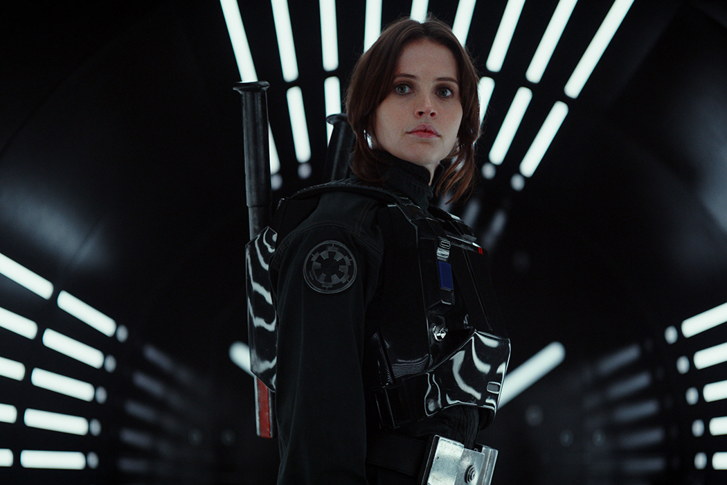 ROGUE ONE: A STAR WARS STORY: Anything But Rogue