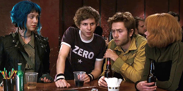 SCOTT PILGRIM VS. THE WORLD: Teenage Angst With A Dash Of Video Game Culture