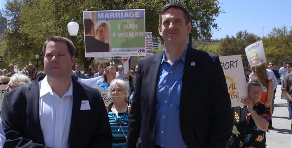 THE FREEDOM TO MARRY: Love Conquers Fear