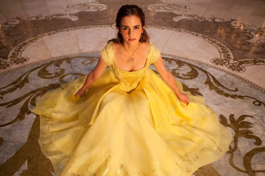 Feminist Disney: Emma Watson as Belle