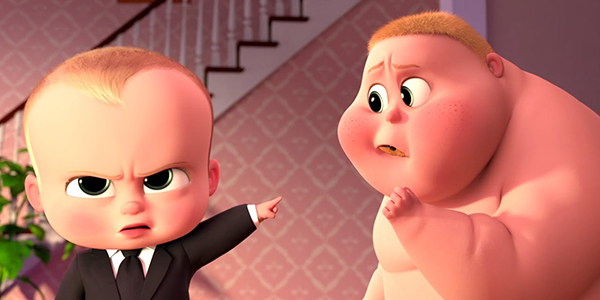 THE BOSS BABY: Donald Trump, The Diaper Years