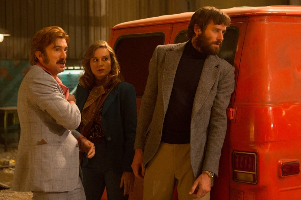 FREE FIRE: Joyously Anarchic B-Movie Fun