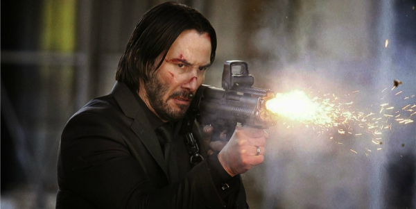 JOHN WICK: CHAPTER 2: What Action Films Should Be