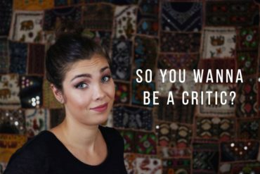 So You Wanna Be A Critic? How To Write A Film Review (Video)