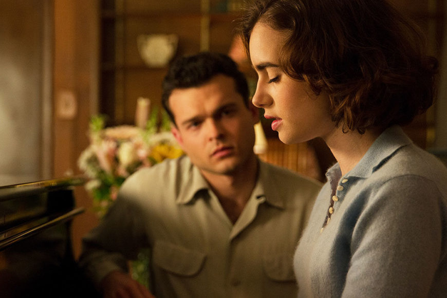 RULES DON'T APPLY: An Uneven Throwback With A Romance That Shines