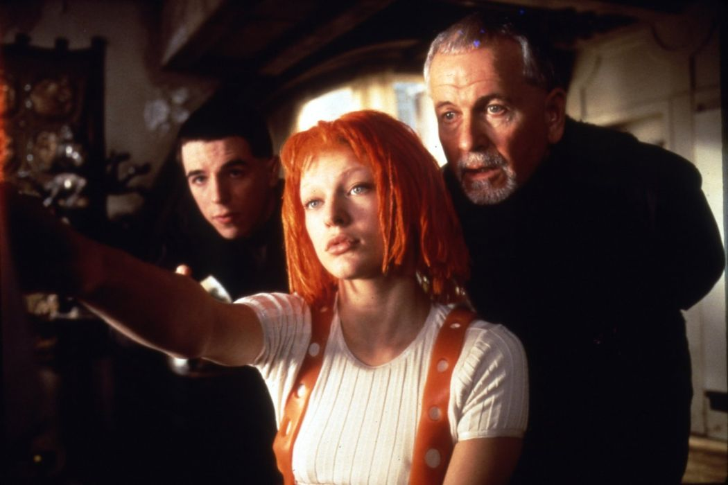 THE FIFTH ELEMENT: Have 20 Years Been Kind To Luc Besson's Schizophrenic Sci-fi?