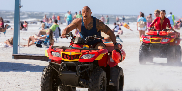 BAYWATCH: Who's Going To Save The Lifeguards From the Script?