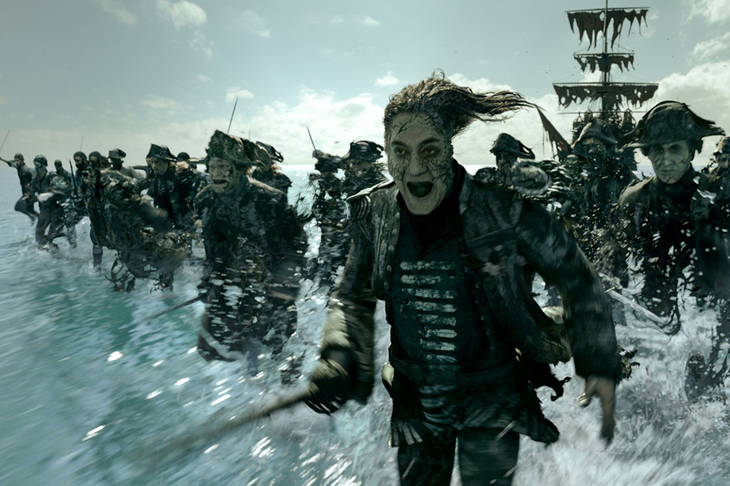 PIRATES OF THE CARIBBEAN: DEAD MEN TELL NO TALES: Grab The Rum - You'll Need It