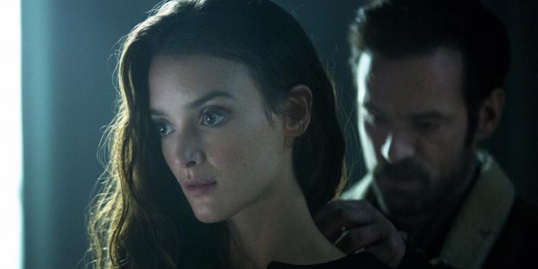 IN THE SHADOW OF IRIS: The Outline Of A Great Thriller Ultimately Fades With A Whimper