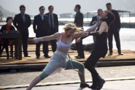 LADY BLOODFIGHT: This Female Fight Film Only Works When Fists Are Flying
