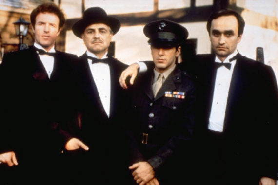 THE GODFATHER: An Italian-American's Movie Experience