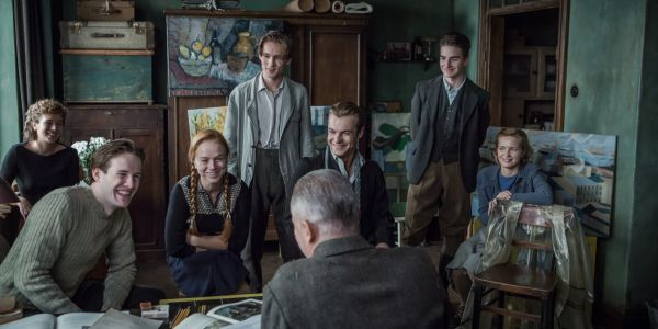 AFTERIMAGE: The Final Frame For A Legendary Director